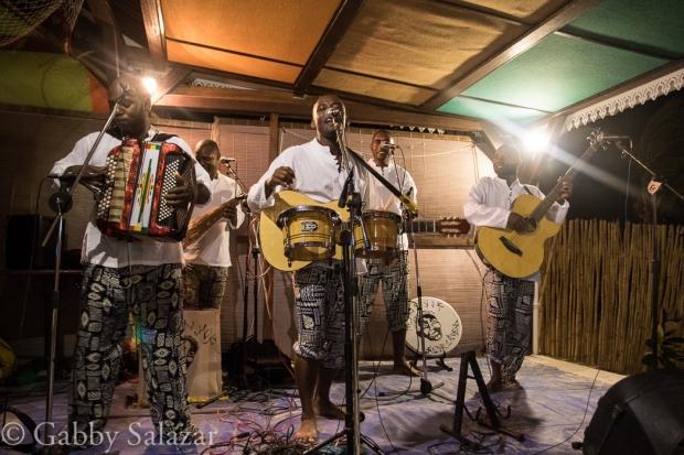 Manniok Sega Band, Rodrigues Island, Mauritius